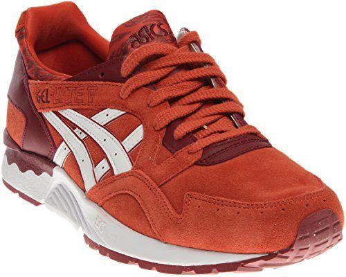 Buy ASICS Women s Gel Lyte V Retro Running Shoe ChiliWhite