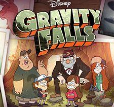 Gravity Falls - Temporada 1 Online (Español Latino) - XD Videos