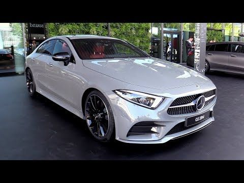 Mercedes Benz Cls 220 D First Look At Iaa Youtube Mercedes Benz Cls Mercedes Benz Cls Amg Mercedes Benz