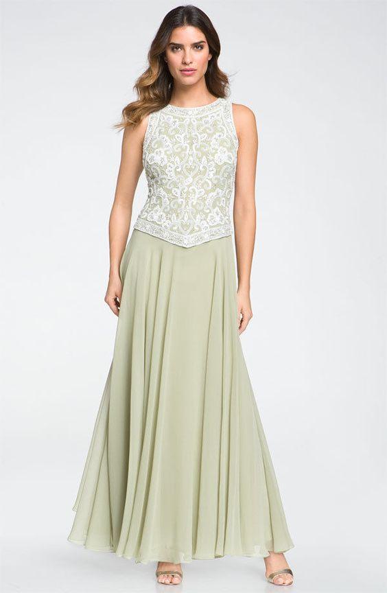 j kara long dresses in style
