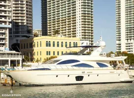 Allora - - Azimut Yachts -