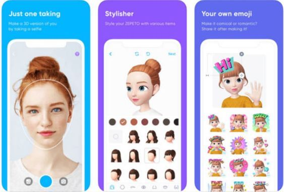 8 Best 3d Avatar Creator Apps 2020 For Android Smartphones Face In 2020 Avatar Creator 3d Avatar Creator Make Your Own Avatar