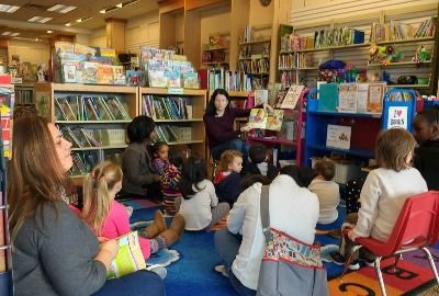 Story Time Turner Free Library Randolph, MA #Kids #Events
