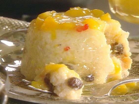 Paula Dean Rice Pudding