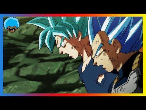 Why Goku Vegeta Must Surpass Beerus Youtube Dragon Ball
