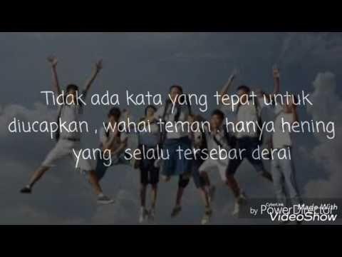 Lagu Sedih Perpisahan Sekolah Sampai Jumpa Teman Youtube