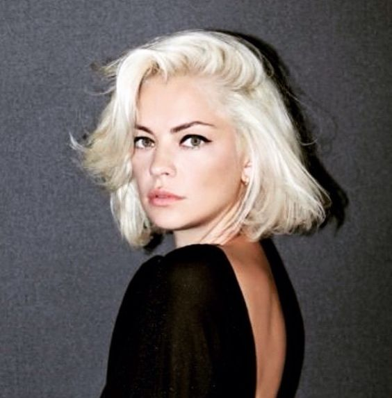 This hair , I want it, blonde bombshell