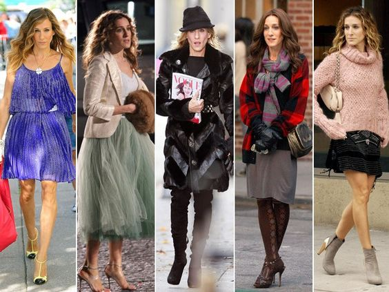 Sarah Jessica Parker fashion - Google Search