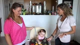 Tips to get your picky toddler to eat healthy foods!