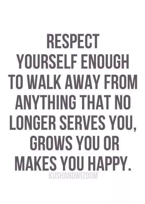 Respect Yourself...