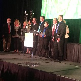 First place management is TEXAS #ProStart