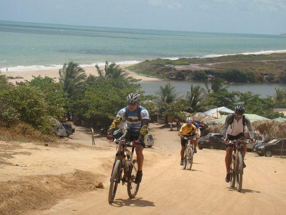 Praia do Cabo Branco na Cidade de João Pessoa-PB