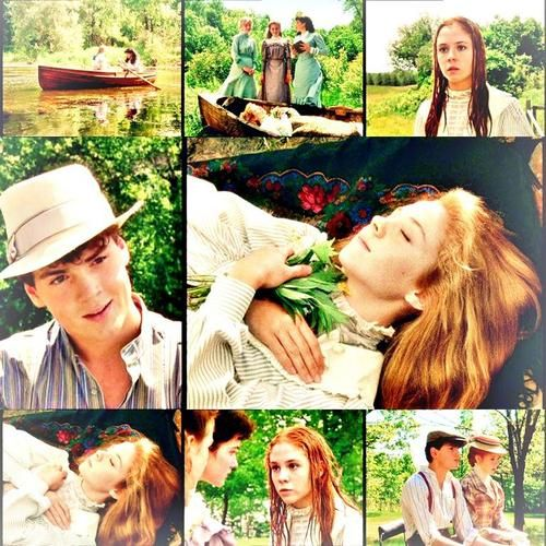Lakes, Anne of green gables and Maids on Pinterest