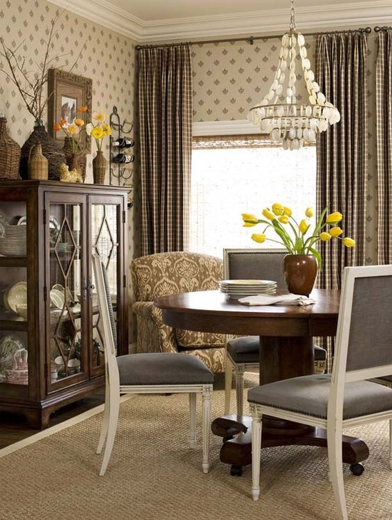 Classic Style Interior Decorating on American Country Modern ...