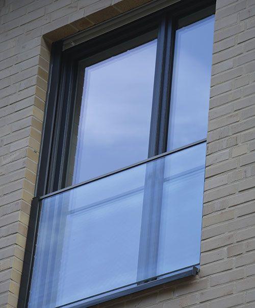Fero Gmbh Feronda Französischer Balkon Gläserne