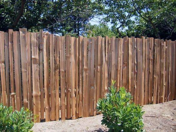 Top 70 Best Wooden Fence Ideas Exterior Backyard Designs Fence