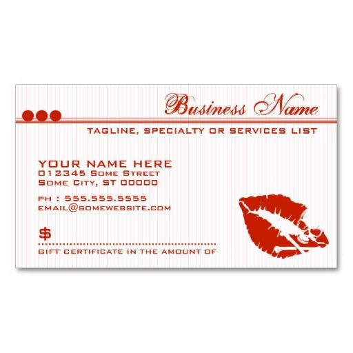 poison lips gift certificate business card templates by identica asyrum coupon giftcards. Black Bedroom Furniture Sets. Home Design Ideas