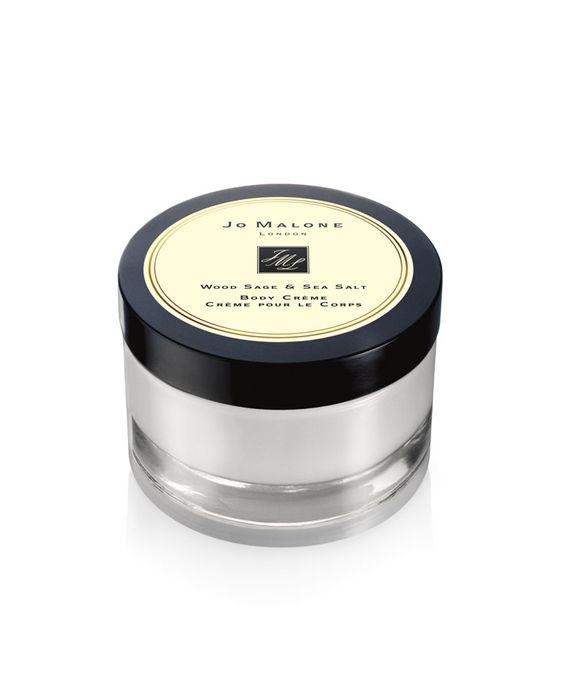Crème pour le corps Wood Sage & Sea Salt de Jo Malone - Source Pinterest