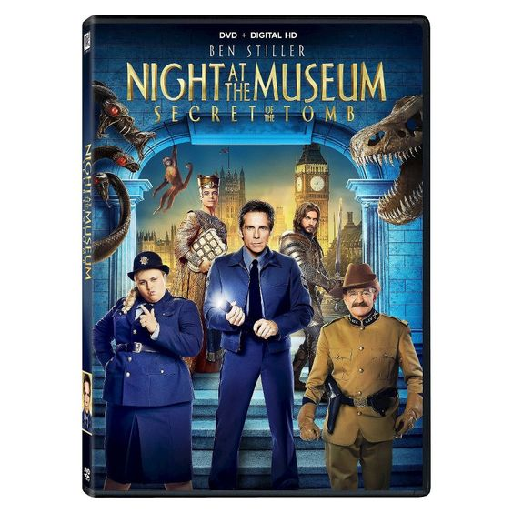 Night at the Museum: Secret of the Tomb (dvd_video)
