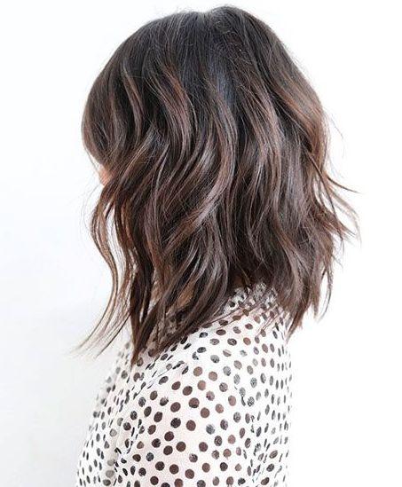 The Lob Haircut: