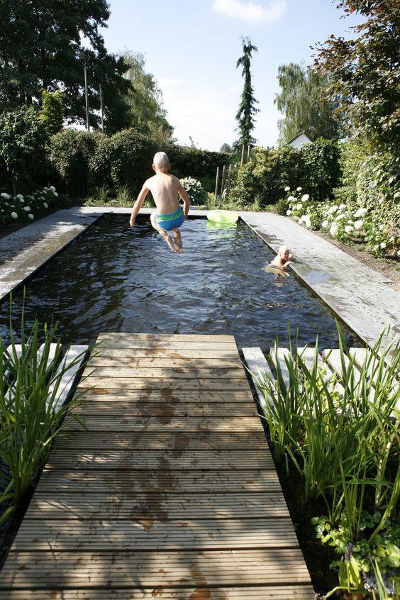 Zwemvijver Basis - Zwemvijver - Wellness & Zwembad - Wonen.nl..