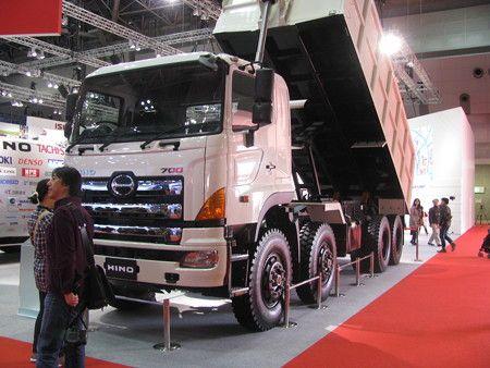 大型車のはなし 日本から輸出される大型車 トラック篇 トラック 日野 自動車 車