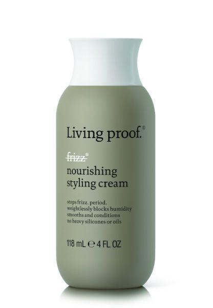 Pflegt täglich: No Frizz Nourishing Styling Cream von Living Proof, um 34 €