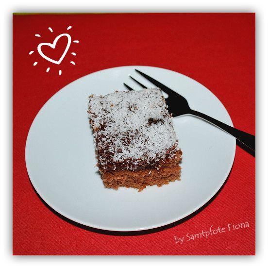 Gmürli-Kuchen Schokolade-Kokosnuss-Kaffee