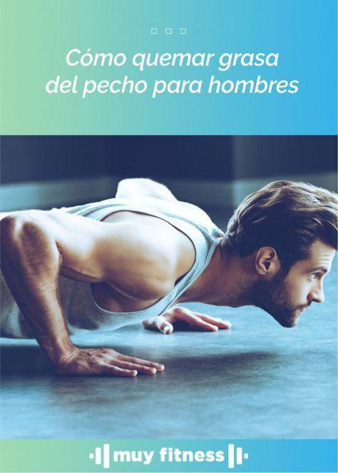 ejercicios reducir pechos hombres