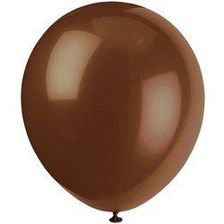 "Brown 12"" Latex Balloon 10 Count Unique http://www.amazon.com/dp/B00DW8A9QW/ref=cm_sw_r_pi_dp_3taEub0AMGBDP"