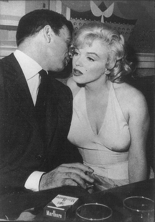 année 1960 - Divine Marilyn Monroe