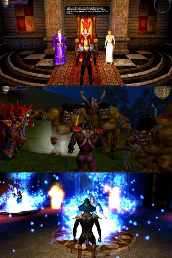 Dungeon Lords MMXII Screenshot