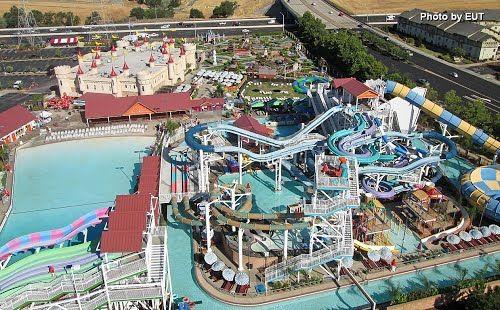 Golfland-Sunsplash, Roseville, CA