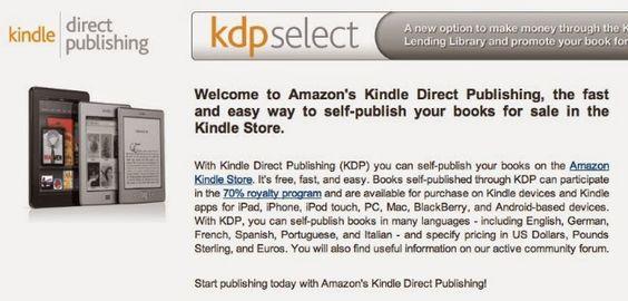 Mundo Libros: Cómo publicar tu propio libro en Amazon