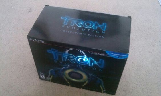 Tron for ps3