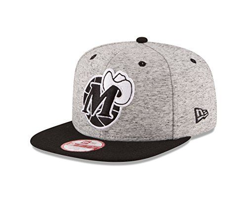NBA Dallas Mavericks Team Rogue Snap 9Fifty Original Fit Cap One Size Gray Heather ** Continue to the product at the image link.