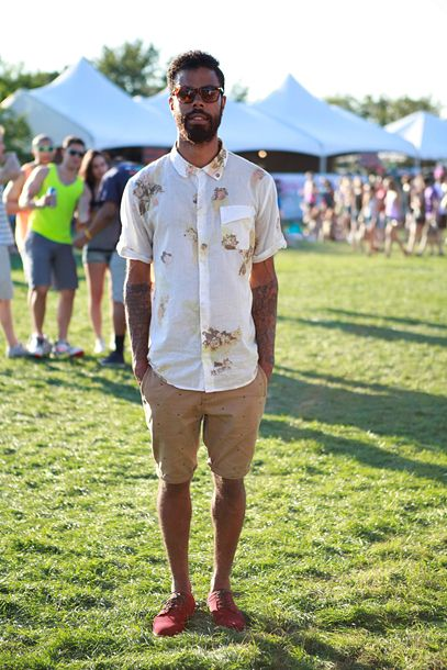 Street Style From the Governors Ball Music Festival on Randalls Island -- The Cut