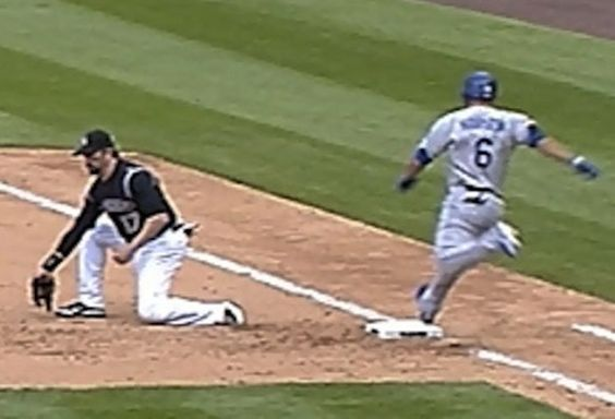 Baseball's worst call ever!