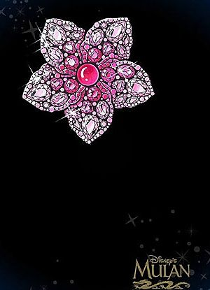 """Chopard gets Christmassy and launches """"Disney Princess Collection"""" - Mulan  #disney #disneyjewelry #chopard"""