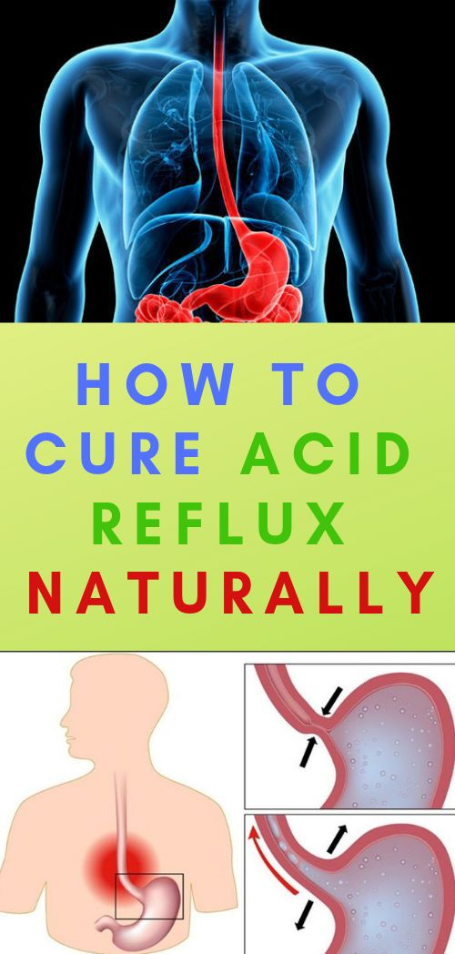 How to cure acid reflux naturally using herbs and supplements? Just follow these steps and make your own acid reflux relief remedy!