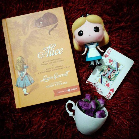 """Alice é muito """"amô"""" ♥"""