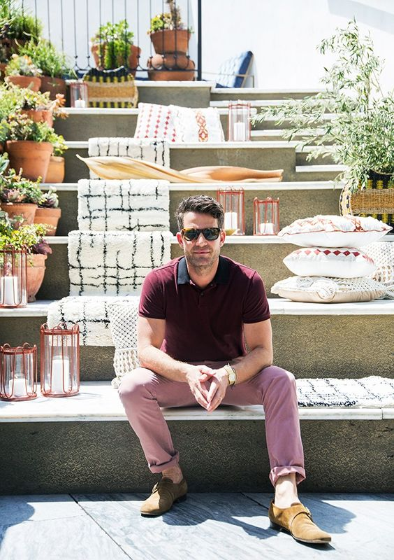 First Look: Nate Berkus on His Bohemian-Inspired Target Collection via @MyDomaine