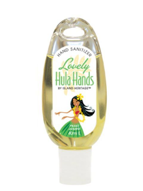 Hand Sanitizer Pikake Jasmine Hand Sanitizer Sanitizer