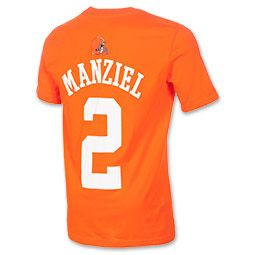 Youth Cleveland Browns NFL Johnny Manziel Name and Number T-Shirt