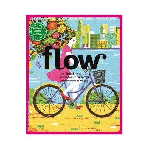 Flow Decouvrez L Abonnement Au Magazine Edigroup Flow Magazine Magazine Mini Magazine