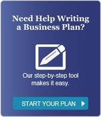 Help writing business plan