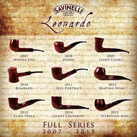 Savinelli  Leonardo Series