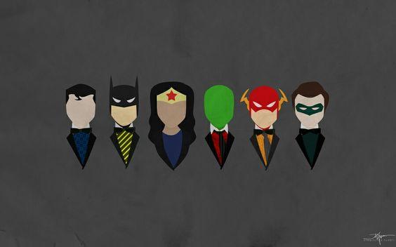 Justice League Art