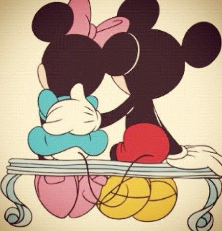 minnie & mickey mouse, disney