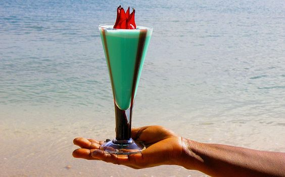 Caribbean Rum Drinks: Cocktails, The O'jays And Rum On Pinterest